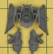 Warhammer 40K Ángeles de marines espaciales oscuro Ravenwing comando escuadrón Plasma Talon (a)