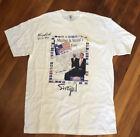 David Letterman's The Late Show Mujibur & Sirajul's USA Tour T-Shirt