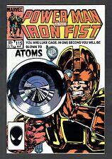 Power Man and Iron Fist #115 Marvel Comics Copper 1984 VF/NM Defenders Netflix