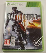 jeu xbox 360   Battlefield 4     vf    neuf    blister