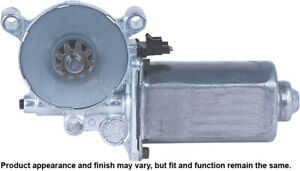 Power Window Motor Cardone 42-130 Reman