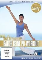Das ultimative Bauch Beine Po-Workout - Johanna Fellner E... | DVD | Zustand gut