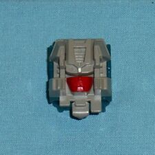 original G1 Transformers WEIRDWOLF HEADMASTER MONZO part