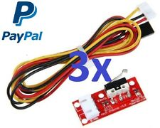 3 x Endschalter mechanical Endstop for Ramps 1.4 RepRap Rostock Prusa i3 Switch,