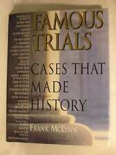 Famous Trials: Cases That Made History, McLynn, F.J., Excellent Book