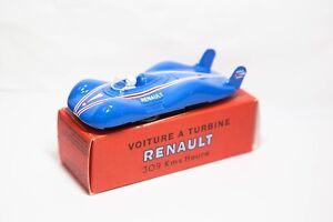 Quiralu Etoile Filante Renault - Mint In Box - Later Reproduction