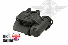 AIRSOFT HELMET LIGHT LED MICH TORCH SUREFIRE STYLE RAIL MOLLE BLACK IFF UK RED