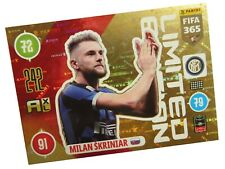 PANINI FIFA 365 2021 LIMITED MILAN SKRINIAR - INTERNAZIONALE MILANO