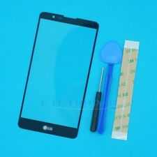 Front Glass Lens Outer lcd Screen Cover For LG Stylo/Stylus 2 LS775 K520 F720L