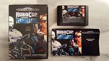 Robocop Versus Terminator  für Sega Mega Drive inkl. OVP und Anleitung