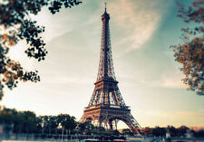 EIFFEL TOWER Paris  * home decor QUALITY  CANVAS PRINT