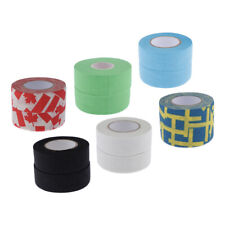 2Rolls Wearproof Skid Resistance Self-adhesive Sports Tape Ice Hockey Tape