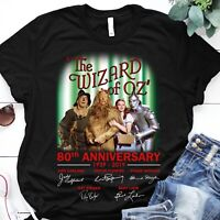 THE WIZARD OF OZ 80TH ANNIVERSARY SHIRT