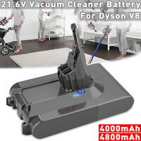21.6V 4800mAh Li-Ion Battery For Dyson V8 Battery Absolute ,Handheld Vacuum