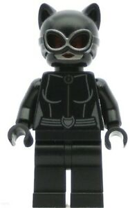 LEGO Super Heroes Minifigure Catwoman - Red Goggles (76122) (Genuine)