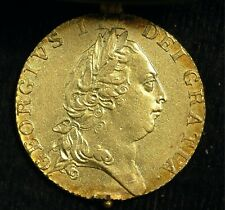 More details for guinea 1789 gold george iii watch fob with bloodstone total weight 14g  (t116)