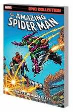 AMAZING SPIDER-MAN: THE GOBLIN'S LAST STAND TPB EPIC COLLECTION