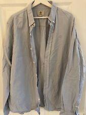 Timberland XL Light Blue LS Shirt - 100% Cotton