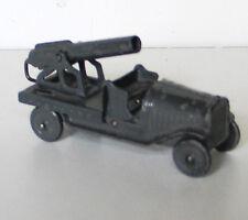 AR Camion Plateau Mobile avec Canon 1930s Livraison Monde entier