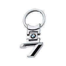 pour BMW 7 Series acier inoxydable Porte clés gousset cadeau de Noël E38 E65