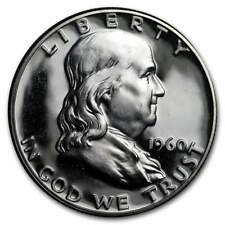 1960 Franklin Half Dollar Choice Proof