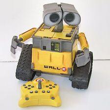 Disney Pixar U-Command Remote Control Wall-E   (Faulty Left Wheel - needs fix?)