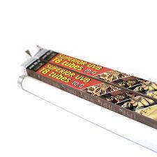 """Reptile Vivarium T8 10.0 UVB 24"""" 18 Watt Fluorescent Desert Tube Lamp Bulb"""