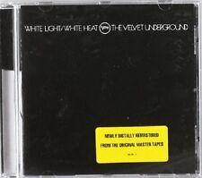 Velvet Underground White Light/White Heat CD NEW SEALED Remastered Sister Ray+