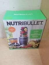 NutriBullet 6 Piece Nutrition Extractor Blender Juicer Nutri Bullet Used
