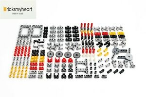 Compatible with Lego Technic 244 Medium Connector Piece Pack - Top Rated Seller