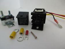 Electric Fuel Pump Wiring Harness Relay Kit Car Truck Hot Rod Rat Rod #3105