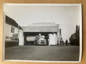 1960's Photo Leyland Comet Milk Tanker Truck Primrose & Len Dairy Maidstone Kent
