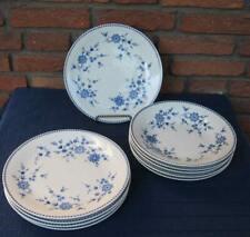 Seltmann Weiden Bayrisch Blau 12 Teller /6 flache Speiseteller + 6 Suppenteller
