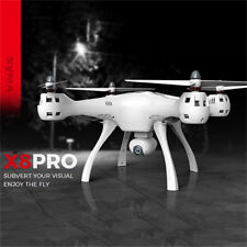SYMA X8PRO GPS Return Drone WiFi FPV Real-time Camera Pro RC Quadcopter Toy Gift