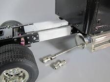 "Alumnium 3"" Frame Extension + Drive Shaft Tamiya R/C 1/14 Globeliner King Hauler"
