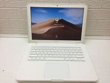 Apple MacBook A1342 LAPTOP, latest Mojave OS, 4GB RAM, 250 HDD + MS OFFICE 2016