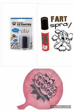 Liquid Fart Spray Can ~ Le tooter~ whoopie cushion combo pack gag gift stinky