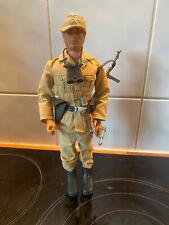 Vintage Action man Action Joe Afrika Korps Soldier soldat allemand German