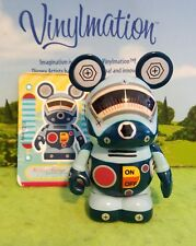 "Disney Vinylmation 3"" Park Set 1 Robots Ignition Bot with Card"