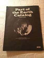 Part of the Earth Catalog access to travel 1975 Eastern Airlines rare promo book
