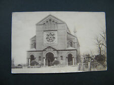Pre 1918 Hunt PC of The Garrison Church, Woolwich.
