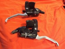 Shimano Deore LX ST-M565-A 3x8 Speed Shifter Brake Lever Set- Made in Japan