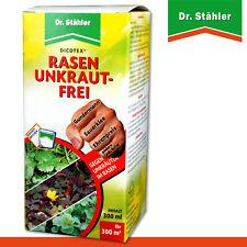 Dr.Stähler 300 ML Pelouse Exempt Dicotex (Bouteille Avec Dosierbecher)