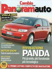 @ Cambio Panoramauto 12 dicembre 2008 Volkswagen Golf 1.4 TSI Highline 5p 122 CV