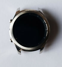 Samsung Galaxy Gear S3 classic VERIZON SmartWatch FACE ONLY wt BACK CRACK LINES