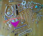 Vintage Mixed Lot ( 5 ) Jewellery  - Resell / Wear .