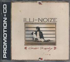 iLLi-NOIZE - Get ready PROMO CD SINGLE 4TR (BMG) Synth-Pop GERMANY RARE!!