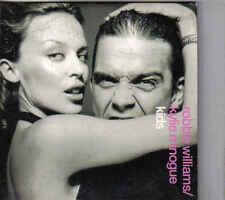 Robbie Williams&Kylie Minogue-Kids cd single incl video