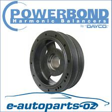 Powerbond Harmonic Balancer Holden Commodore HSV VE VF WM WN LS2 LS3 L76 L77 L98