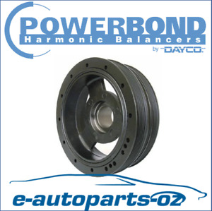 Powerbond Harmonic Balancer Holden Commodore HSV VE VF WM WN LS2 LS3 L76 L77 L98